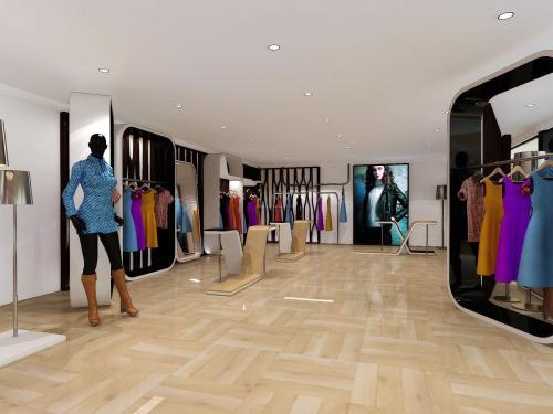 小户型服装店要怎么装修才有特色